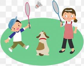 Badminton - Badminton Athlete Sport Clip Art PNG