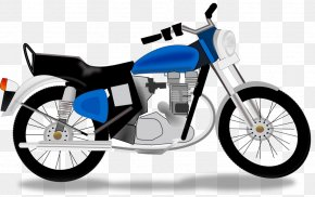 Motorbike Cliparts - Motorcycle Chopper Clip Art PNG