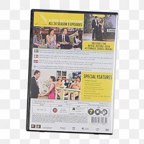 Season 9 How I Met Your Mother (Season 1) SaisonHow I Met Your Mother - Blu-ray Disc DVD How I Met Your Mother PNG