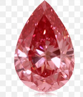 Raindrop-like Red Brick - Gemstone Sapphire Ruby Clip Art PNG