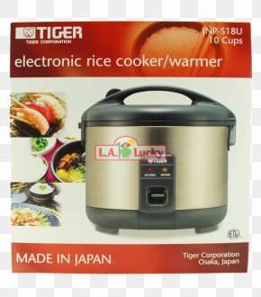 Rice Cooker - Rice Cookers Tiger Corporation Slow Cookers Home Appliance Cookware PNG
