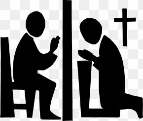God First Cliparts - Sacrament Of Penance Confession First Communion Clip Art PNG
