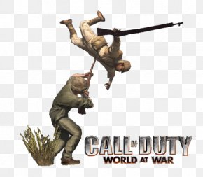 Call Of Duty World At War - Call Of Duty: World At War – Final Fronts Infantry Figurine PNG