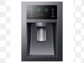 Home Appliance - Refrigerator Home Appliance Coffeemaker Cubic Foot Small Appliance PNG