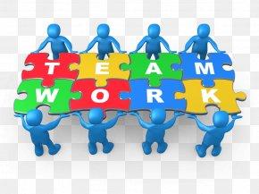 Team Work Clipart - Teamwork.com Collaboration Skill PNG