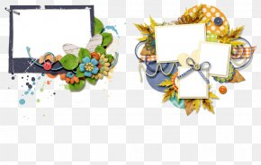 Collage Photo Frame - Download Collage PNG