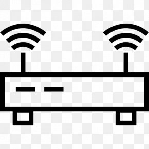 Computer - Modem Computer Network Clip Art PNG