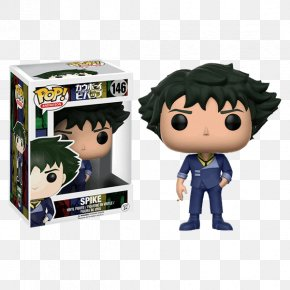 Animation - Spike Spiegel Funko Action & Toy Figures Bounty Hunter Animation PNG