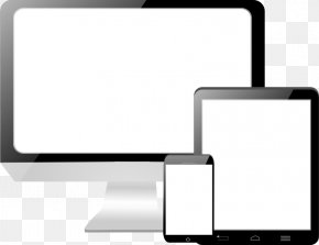 Tablet Cliparts - Laptop Computer Keyboard Tablet Computers Computer Monitors Clip Art PNG
