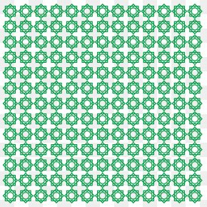 Traditional Background Green - Stock Illustration Icon PNG
