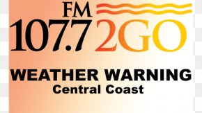 Weather Warning - 2GO FM 107.7 2GO FM Broadcasting Triple M LocalWorks PNG