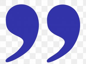 Quotation - Quotation Mark Pull Quote Semicolon PNG