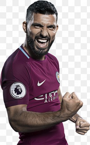 Premier League - Sergio Agüero Manchester City F.C. Argentina National Football Team Premier League Football Player PNG