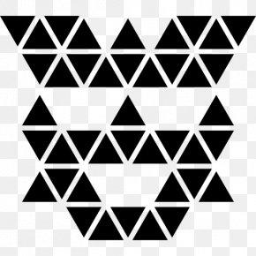Geometric Shape Summer Sale Psd - Polygon Hexagon Geometry Geometric Shape Face PNG