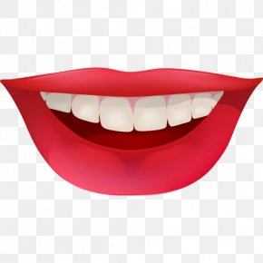 Smile Mouth - Smile Human Tooth Lip Icon PNG