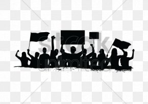 Crowd Silhouette - First Amendment To The United States Constitution Constitutional Amendment Freedom Of Speech Supreme Court Of The United States PNG