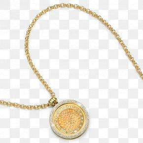 Necklace - Locket Necklace Bracelet Jewellery Gold PNG