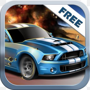 Car - Shelby Mustang Bumper Car Ford Mustang Automotive Design PNG