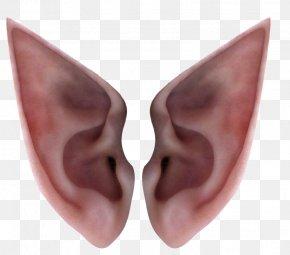 Elf Ears - Ear Elf Icon PNG