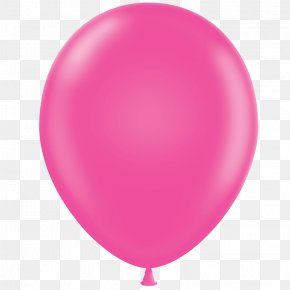 Pink Balloon - Balloon Pink Bachelorette Party Color PNG