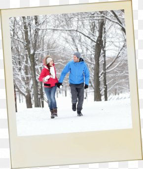 Winter - Stock Photography Winter Couple Manali, Himachal Pradesh Holding Hands PNG