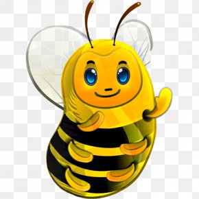 Bee - Bee Icon PNG