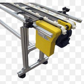 Flat Frame - Conveyor Belt Conveyor System Chain Conveyor Machine PNG