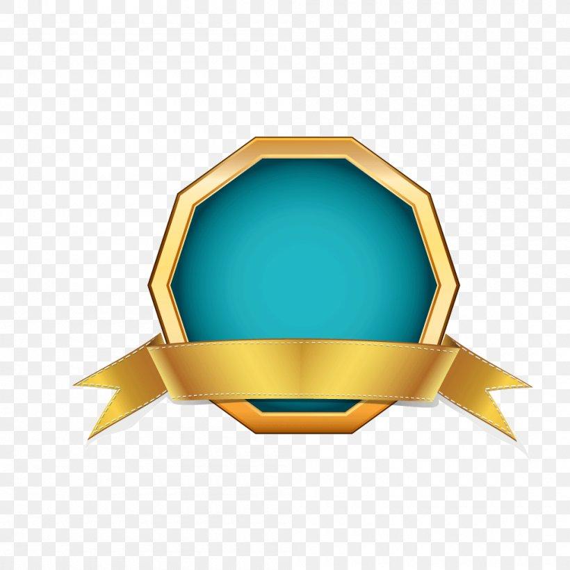 Ribbon Computer File, PNG, 1000x1000px, Ribbon, Gold, Pattern, Polygon, Product Download Free