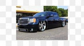Pickup Truck - Tire Pickup Truck GMC Chevrolet Silverado Car PNG