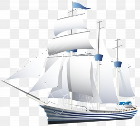 Sailing Boat Transparent Clip Art Image - Image File Formats Lossless Compression PNG