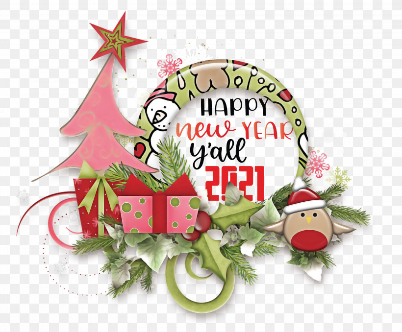 2021 Happy New Year 2021 New Year 2021 Wishes, PNG, 3000x2483px, 2021 Happy New Year, 2021 New Year, 2021 Wishes, Blog, Christmas Day Download Free