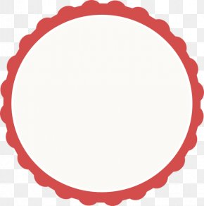Frame Circle Cliparts - Circle Area Pattern PNG