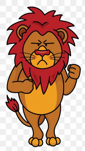 Lion Clip Art - Drawing Clip Art Illustration Lion PNG
