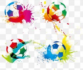 Vector Football - Football Player Sport PNG
