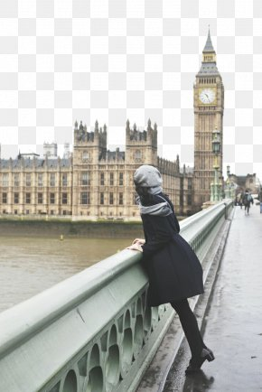 Women's Big Ben And The River Thames Parliament - Palace Of Westminster Big Ben River Thames House PNG