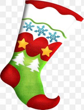 Christmas - Christmas Stockings Sock Clip Art PNG
