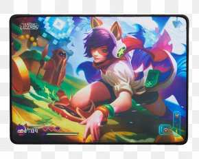 League Of Legends - League Of Legends Ahri Riot Games Arcade Game Video Game PNG