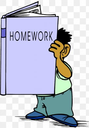 Student - Homework Cartoon Student Clip Art PNG