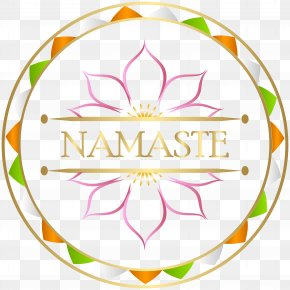 Namaste Transparent Clip Art Image - Namaste Clip Art PNG