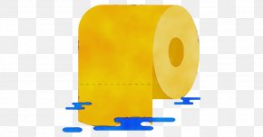 Wheel Plastic - Yellow Packing Materials Automotive Wheel System Auto Part Paper PNG