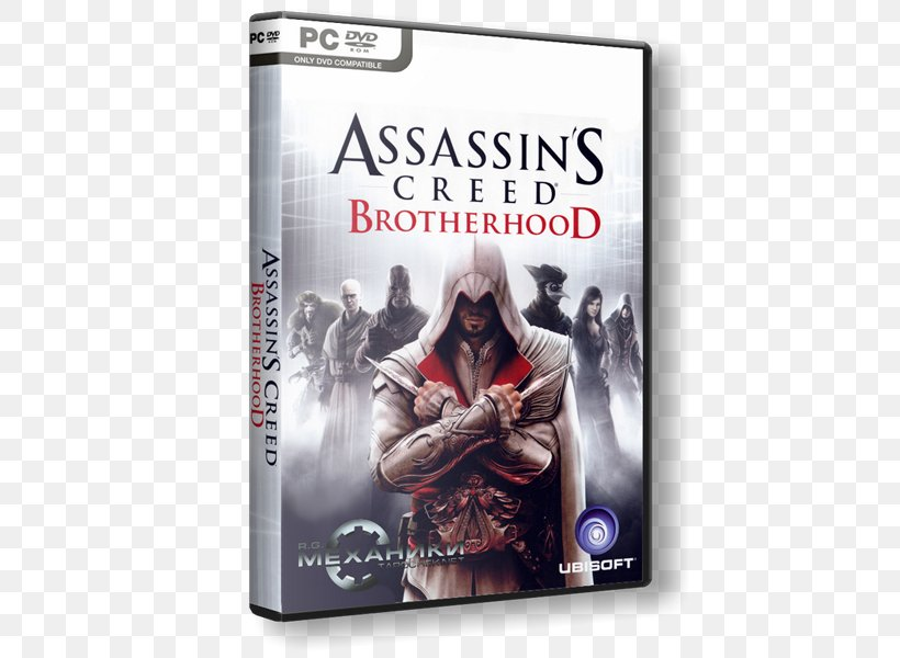 Assassin's Creed: Brotherhood Assassin's Creed III Xbox 360, PNG, 440x600px, Xbox 360, Assassins, Dvd, Ezio Auditore, Film Download Free