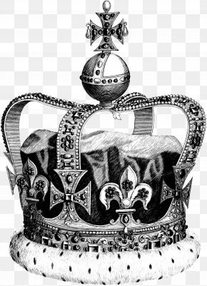 European Wind Crown - St Edward's Crown Crown Jewels Of The United Kingdom Monarch Imperial State Crown PNG