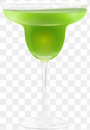 Green Drink Clip Art Image - Martini Margarita Gimlet Daiquiri Appletini PNG