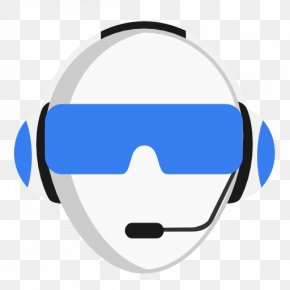 Media Ventrilo - Blue Audio Equipment Sunglasses PNG
