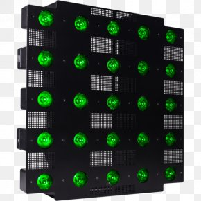 Led Stage Lighting Spotlights Particles - Light-emitting Diode Display Device LED Display RGB Color Model PNG