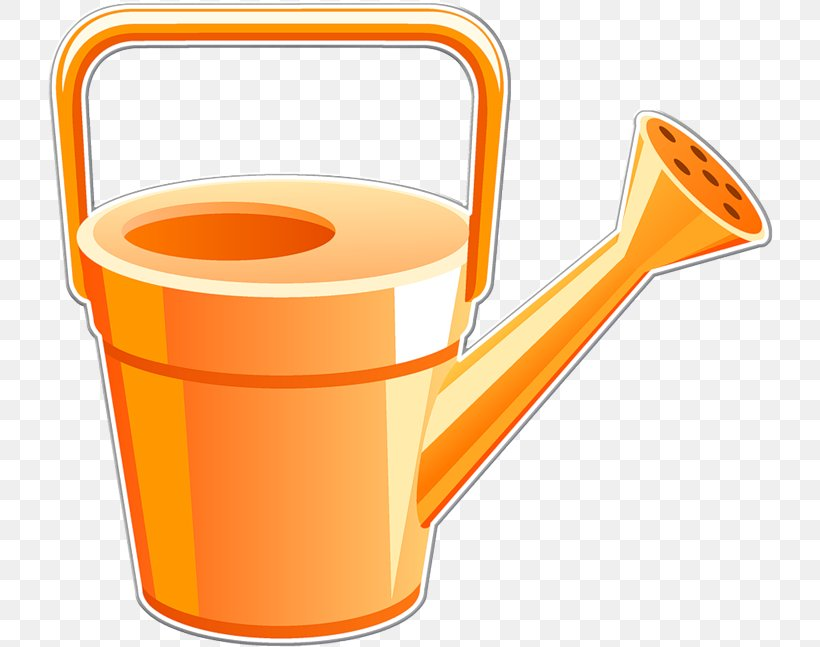 Watering Cans Garden Flowerpot Clip Art, PNG, 726x647px, Watering Cans, Basket, Bucket, Cup, Drawing Download Free