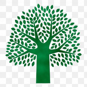 Logo Symbol - Green Leaf Tree Plant Symbol PNG
