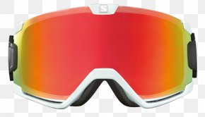 Snowboarding Goggles - Goggles Alpine Skiing Salomon Group Glasses PNG