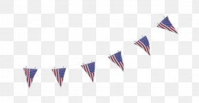 A Row Of Flags - Stock Photography Royalty-free Illustration PNG