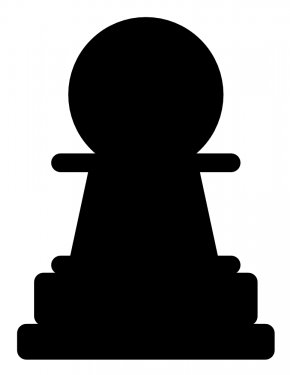 Chess Piece Images - Chess Piece Pawn Bishop Clip Art PNG